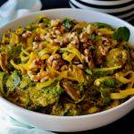 Recipe: Pumpkin Mushroom Pasta