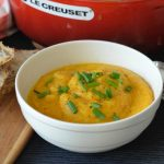 Recipe: Carrot Cauliflower Soup