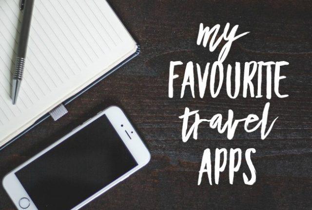 My Favourite Travel Apps | I Spy Plum Pie
