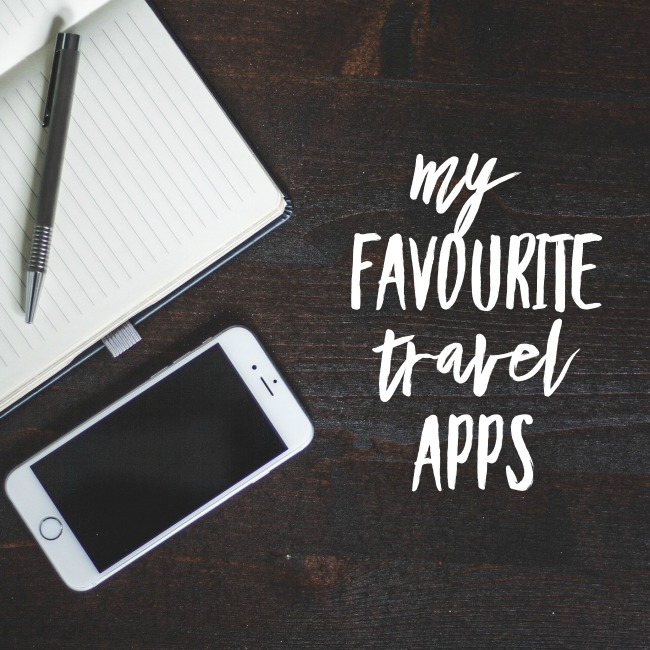 My Favourite Travel Apps | I Spy Plum Pie