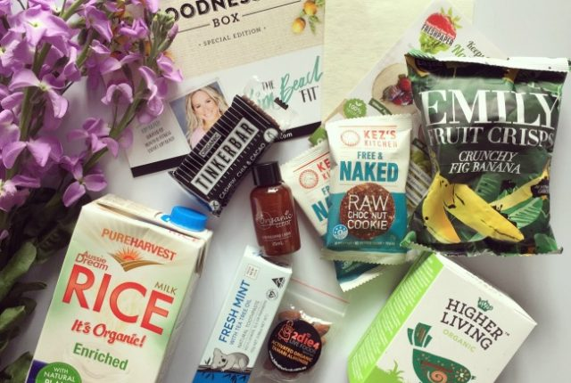 June GoodnessMe Box 2018 Review | I Spy Plum Pie