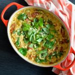 Recipe: Sun-Dried Tomato Spinach Risotto