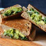 Recipe: Broccoli Kale Toasties