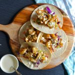 Recipe: Roasted Cauliflower Tacos