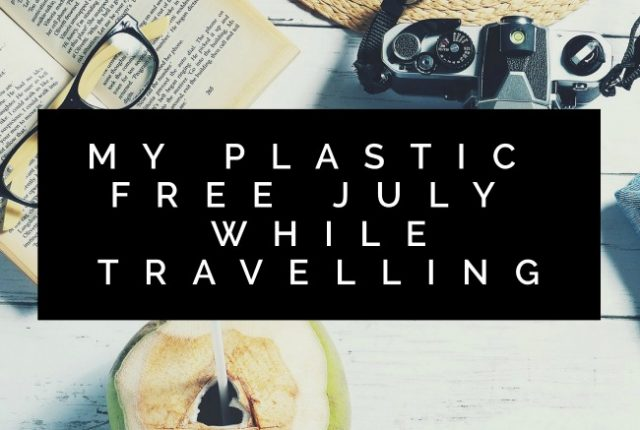 My Plastic Free July While Travelling | I Spy Plum Pie