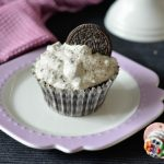 Recipe: Vegan Cookies and Cream Cupcakes