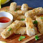 Recipe: Crispy Baked Tofu