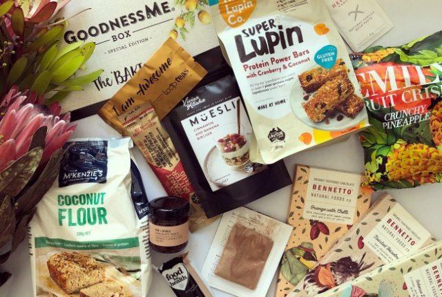 August GoodnessMe Box 2018 Review | I Spy Plum Pie