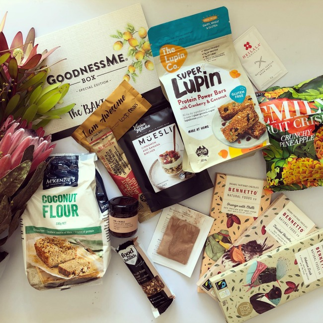 August GoodnessMe Box 2018 Review | I Spy Plum Pie