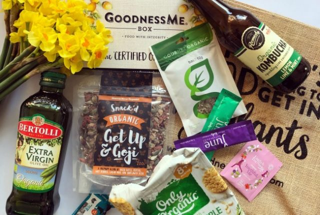 September GoodnessMe Box 2018 Review | I Spy Plum Pie