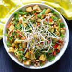 Recipe: Zucchini Tofu Noodles