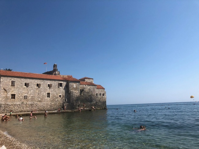 Montenegro Exploring: Cetinje and Budva | I Spy Plum Pie
