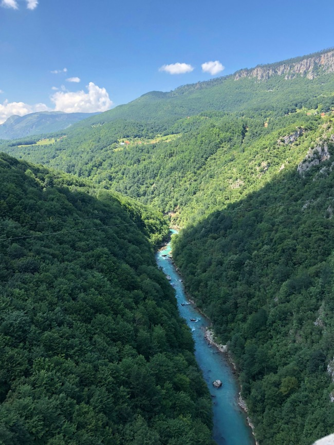 Montenegro Exploring: Ulcinj, Tara Canyon, Lake Skadar and more | I Spy Plum Pie