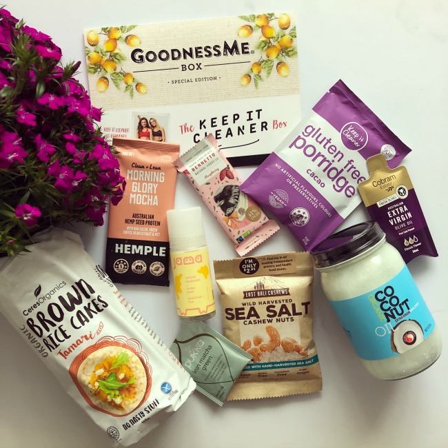 November GoodnessMe Box 2018 Review | I Spy Plum Pie