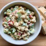 Recipe: Chickpea Celery Salad