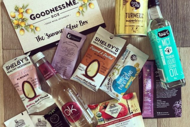 February GoodnessMe Box 2019 Review | I Spy Plum Pie