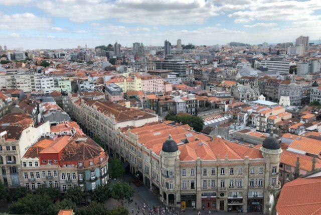 Porto Exploring: Clérigos Tower, Porto Cathedral and Churches | I Spy Plum Pie
