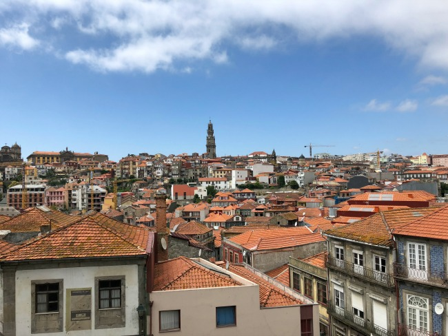 Porto Exploring: Clérigos Tower, Porto Cathedral and Churches | I Spy Plum Pie