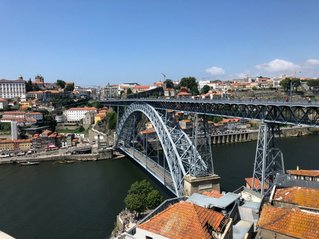 Porto Exploring: Riberia, Port Cellars and Livraria Lello | I Spy Plum Pie