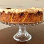 Recipe: Cherry Coconut Macaroon Cake