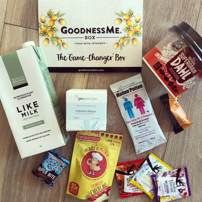 March GoodnessMe Box 2019 Review | I Spy Plum Pie