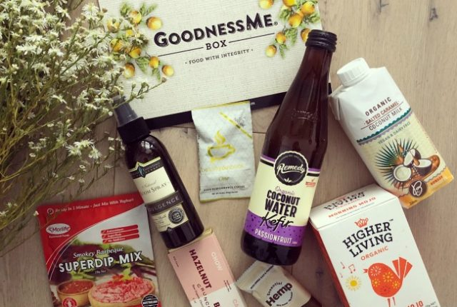 April GoodnessMe Box 2019 Review | I Spy Plum Pie
