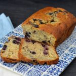 Recipe: Blueberry Banana Bread