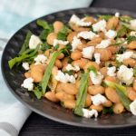 Recipe: Butterbeans with Spinach and Feta
