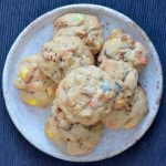 Recipe: Pretzel M&M Cookies