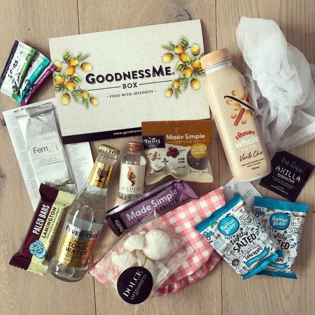 July GoodnessMe Box 2019 Review | I Spy Plum Pie
