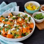 Recipe: Sweet Potato Kale Pilaf