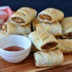 Recipe: Tempeh Sausage Rolls