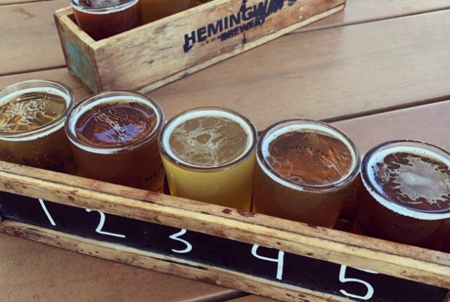 Port Douglas Eating: Hemingway's Brewery | I Spy Plum Pie