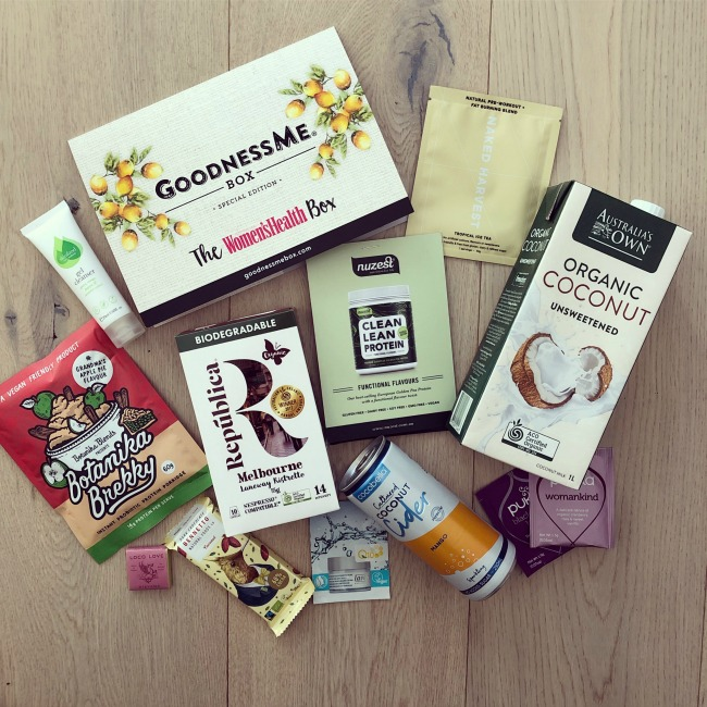 August GoodnessMe Box 2019 Review | I Spy Plum Pie