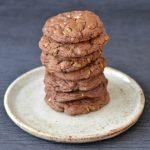 Recipe: Chocolate Pepita Cookies