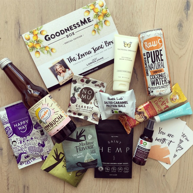 October GoodnessMe Box 2019 Review | I Spy Plum Pie