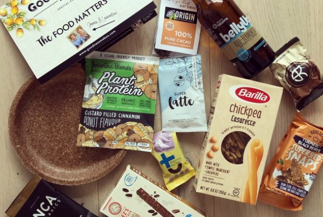 November GoodnessMe Box 2019 | I Spy Plum Pie