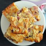 Recipe: Berry Buttermilk Slice