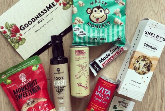 December GoodnessMe Box 2019 | I Spy Plum Pie