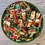 Recipe: Israeli Couscous Tabouli