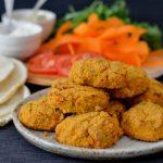 Recipe: Cauliflower Kimchi Fritters