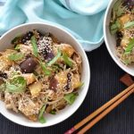 Recipe: Roasted Eggplant Soba Noodles