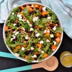 Recipe: Sweet Potato Rocket Rice Salad