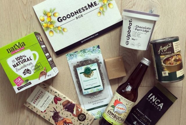 March GoodnessMe Box 2020 Review | I Spy Plum Pie