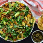 Recipe: Tempeh Taco Salad