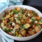 Recipe: Chickpea Caesar Salad