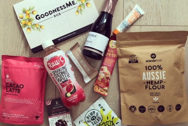 April GoodnessMe Box 2020 Review | I Spy Plum Pie