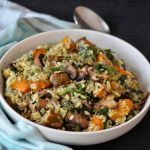Recipe: Pumpkin Mushroom Risotto