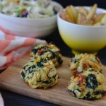Recipe: Bean and Spinach Burgers