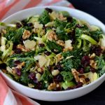 Recipe: Kale and Brussels Sprout Salad
